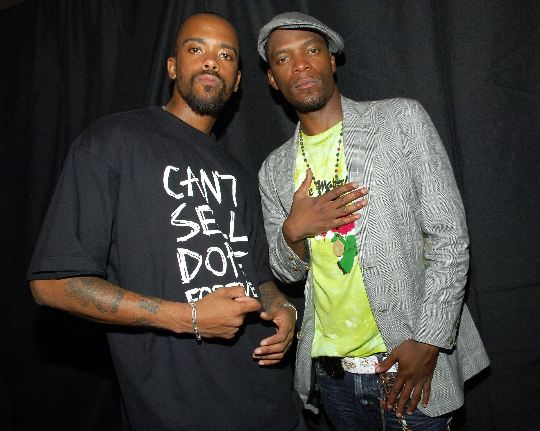 Starz in Black presents Dead Prez it's bigger than Hip Hop Premiere - May 23, 2006