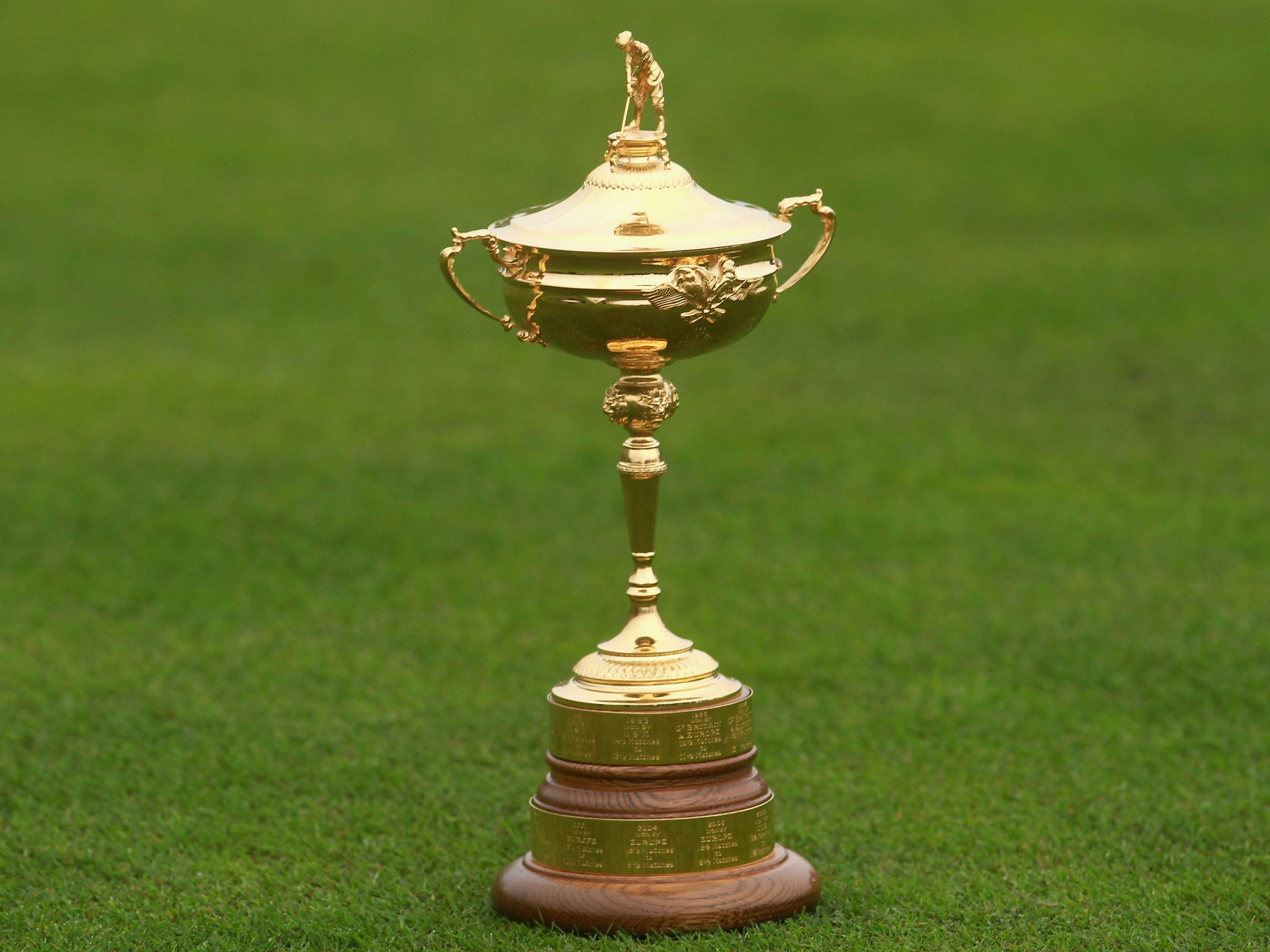 Interesting Facts About the Ryder Cup Trophy