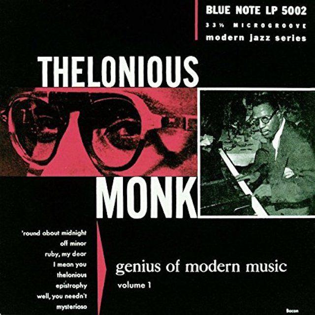 Thelonious Monk: Genius Of Modern Music, Volume 1