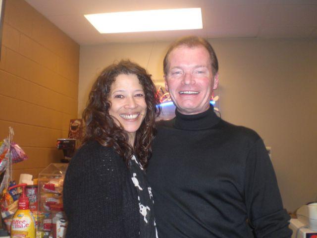 Tai Babilonia and Jack Courtney - January 2, 2009