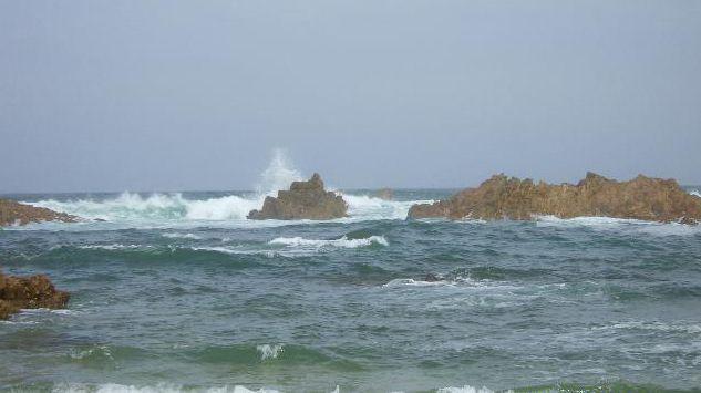 Buffels Bay, South Africa. Photo by Clark Botha.