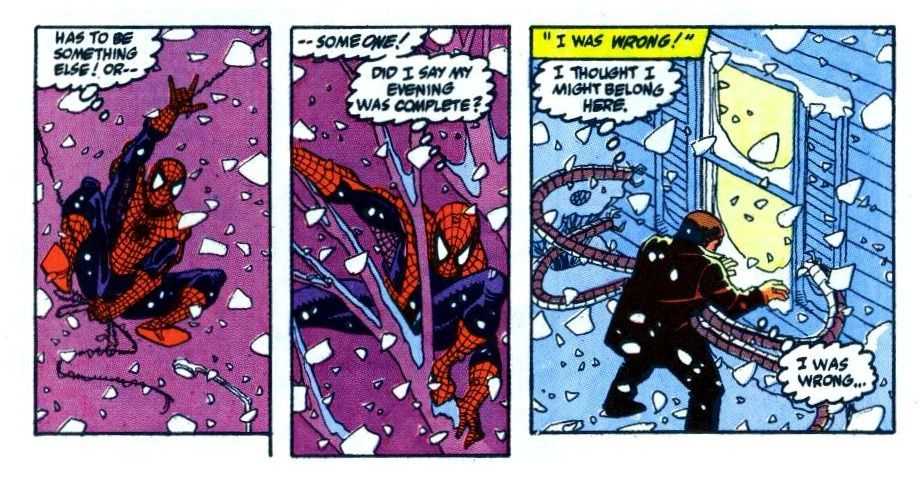 spider man doctor octopus christmas