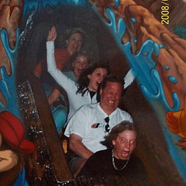 Roller Coaster Screaming
