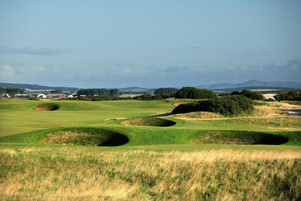 Old Course at St. Andrews Hole 5