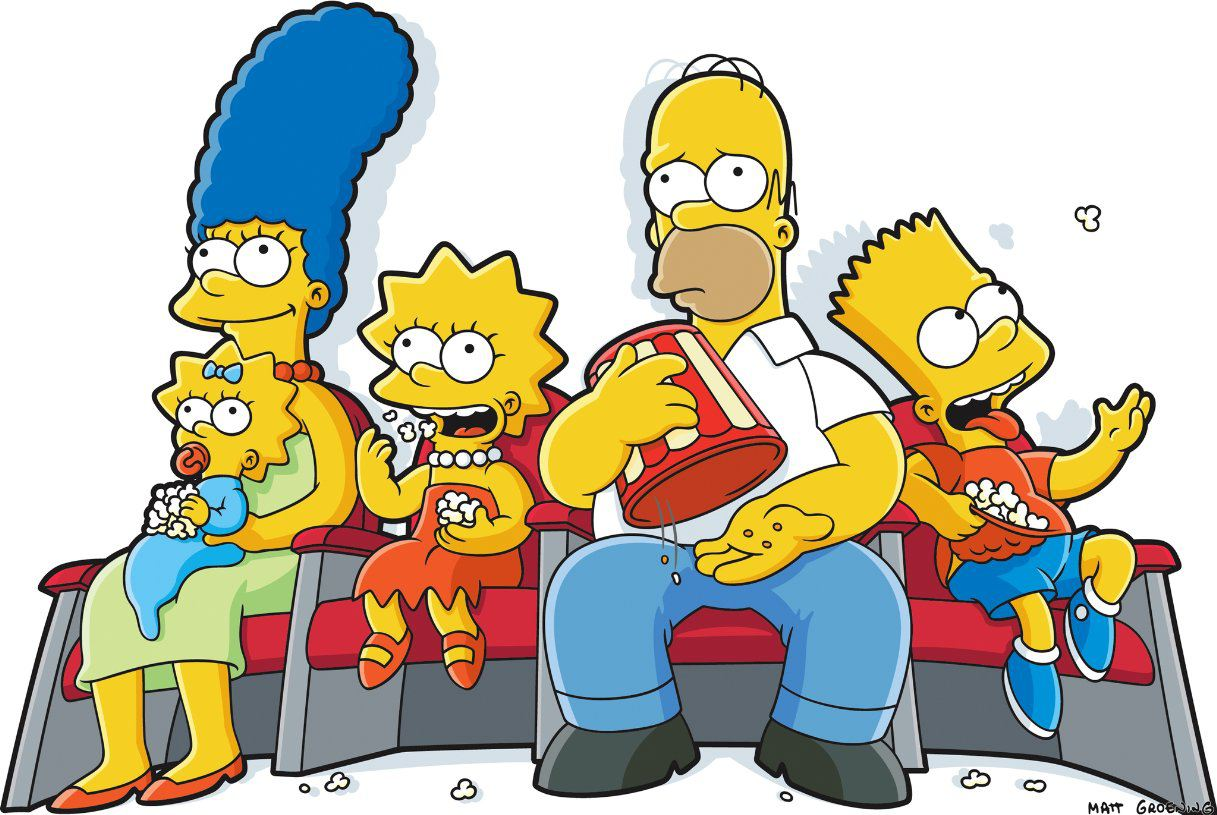 6 Blockbuster Movies Featuring The Simpsons Voice Actors