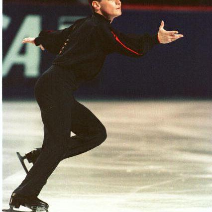 Paul Wylie - 1992 Olympic Figure Skating Men's Silver Medalist