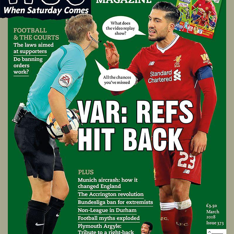 Cover of WSC magazine