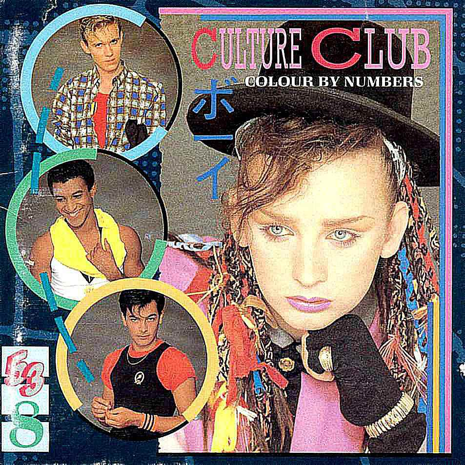 Culture Club's sophomore album, 1983's 'Colour By Numbers,' contained even more and bigger hit singles than its predecessor.
