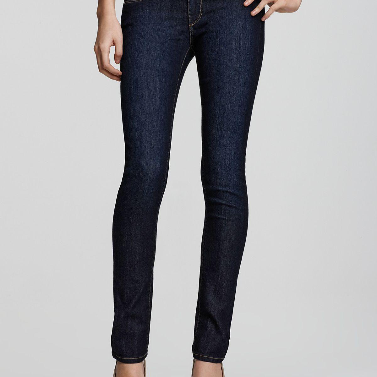 Paige petite designer jeans in skinny fit