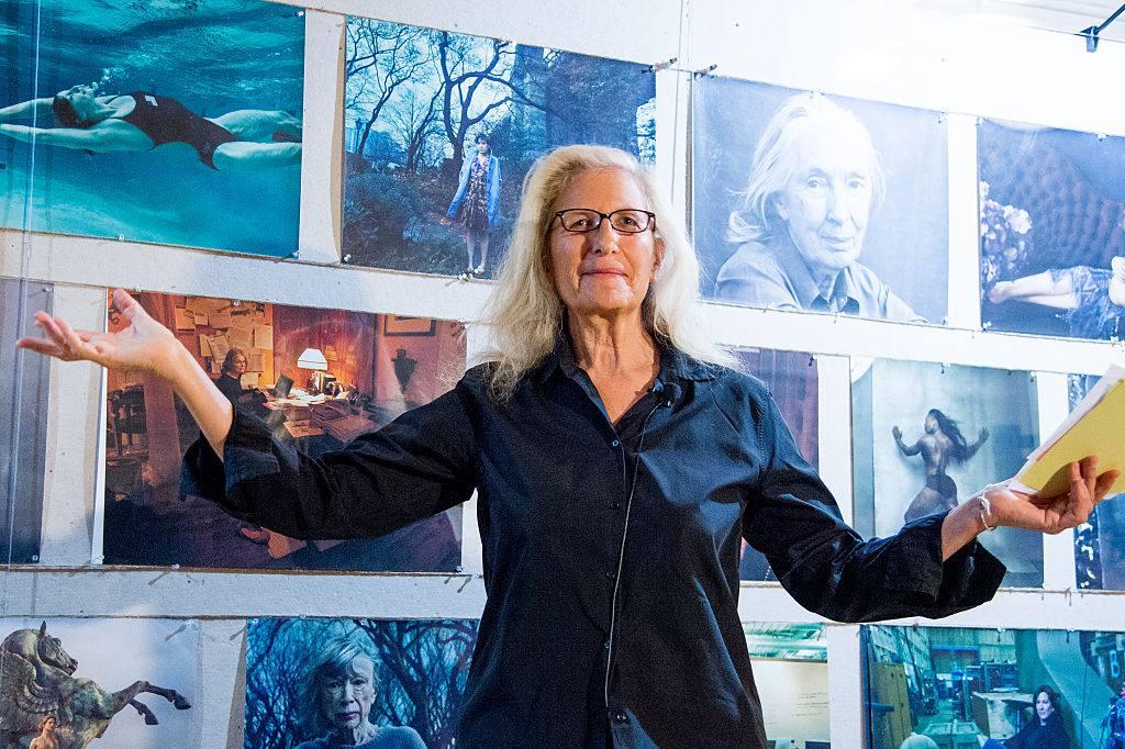 Annie Leibovitz's 'Women: New Portraits' Exhibition Opens In New York
