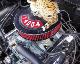 The Pontiac 400 Cubic Inch Engine