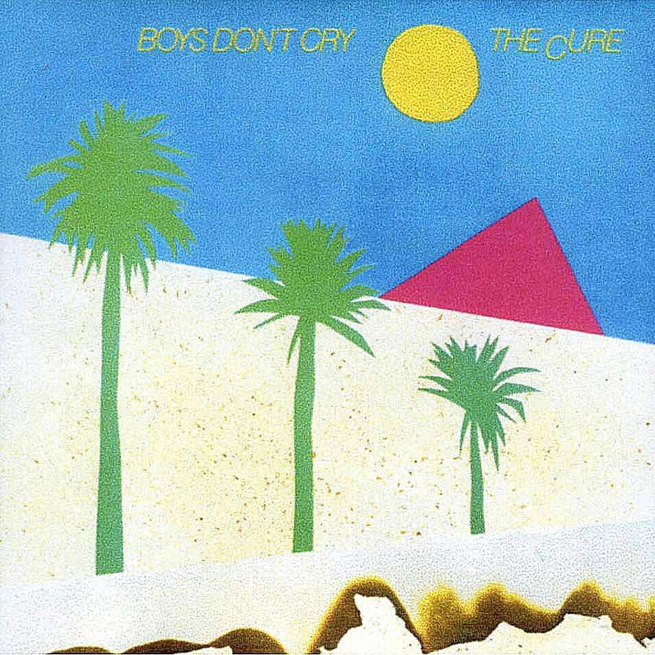 The Cure has largely disavowed its 1979 debut LP 'Three Imaginary Boys' - a record that was rereleased in the U.S. in slightly different form in 1980 - as 'Boys Don't Cry.'