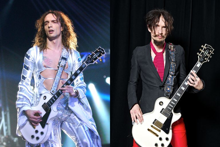 The Darkness' Justin Hawkins: 2003/2015