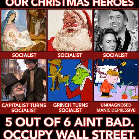 Our Christmas Heroes