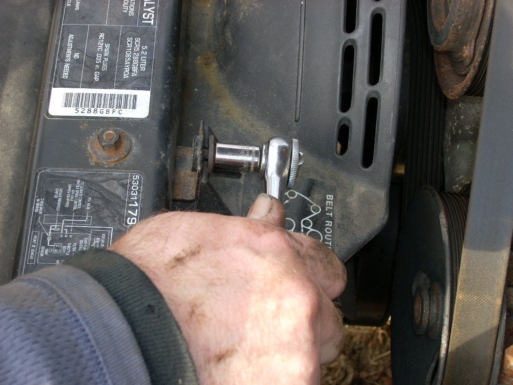How to Replace Automotive Belts