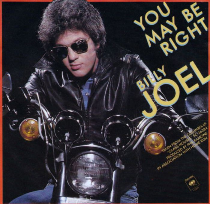 Billy Joel You May Be Right