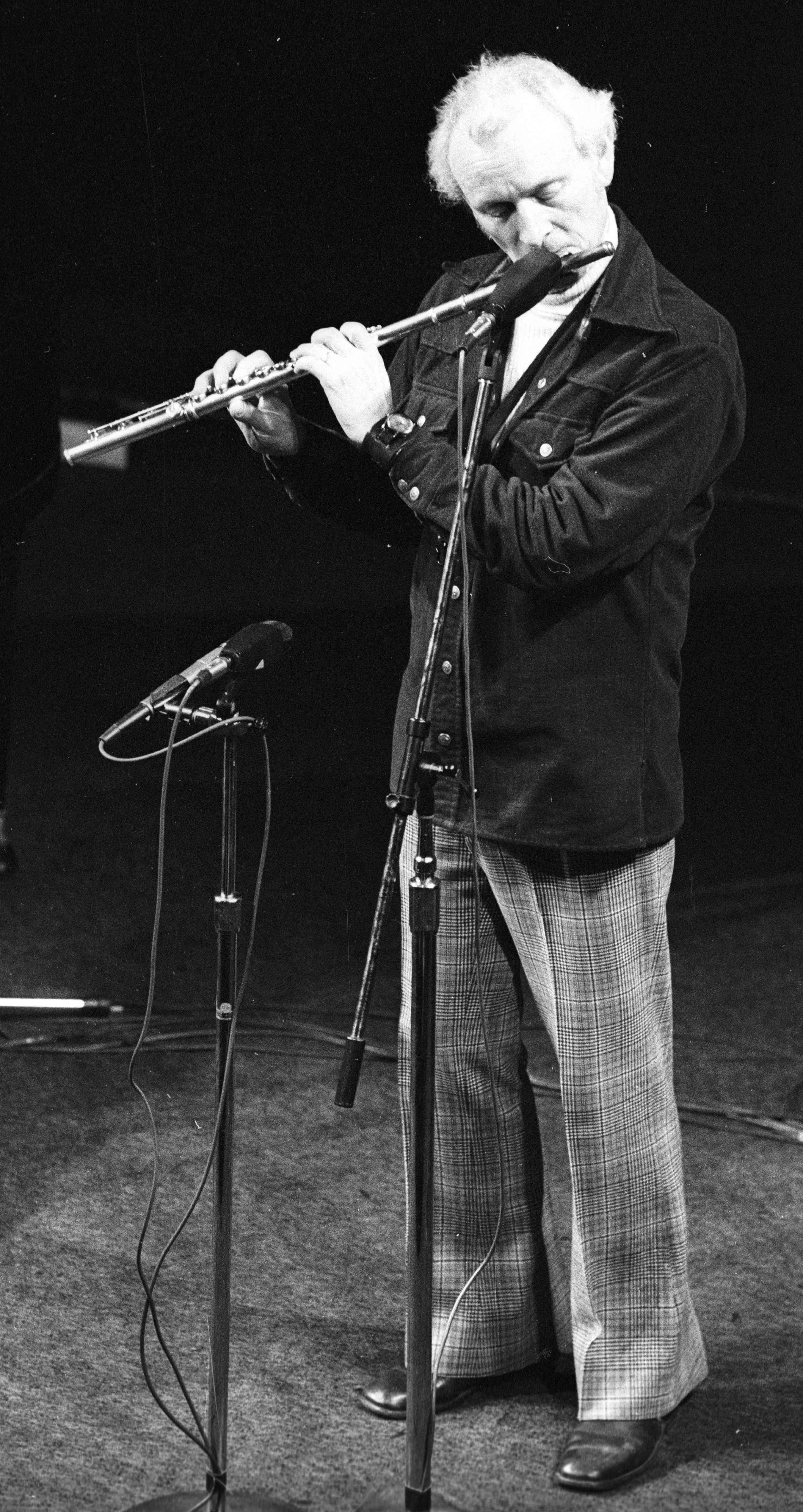 Jimmy Guiffre, 1978