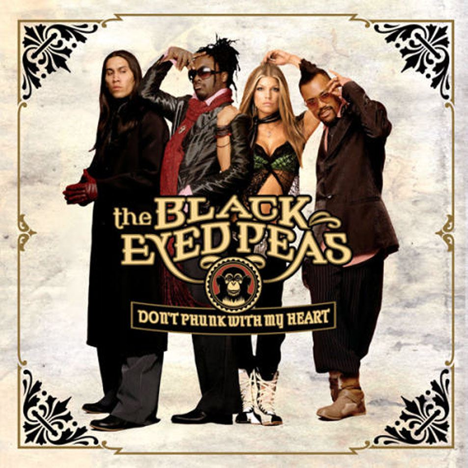 Black Eyed Peas Don't Phunk With My Heart cover