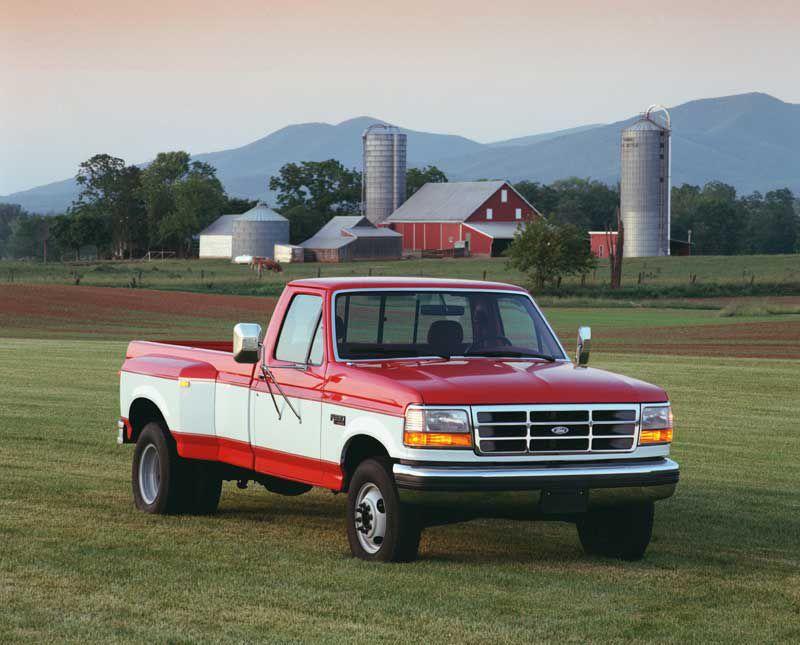 1995 Ford F-350 Pickup Truck