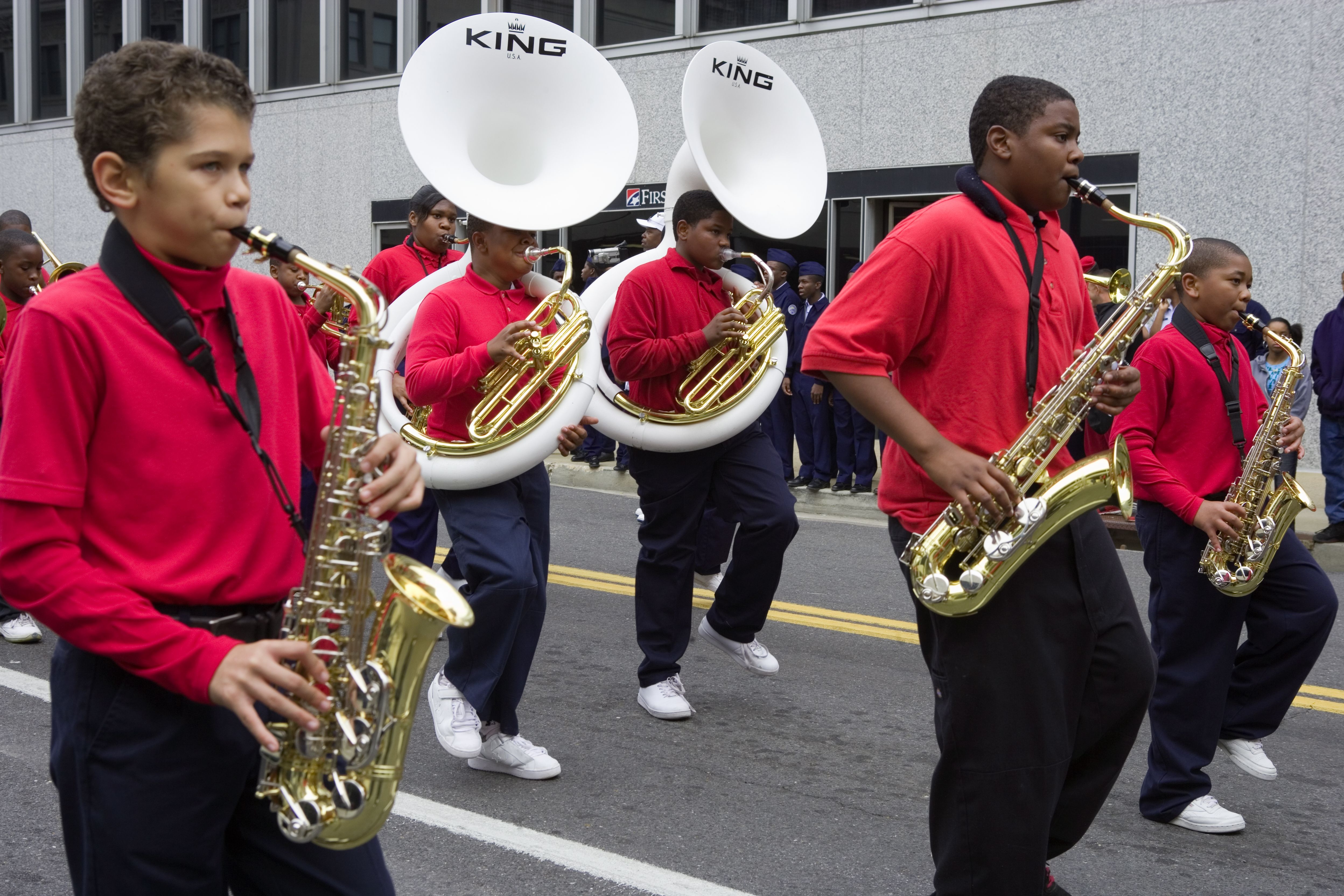Veterans Day Parade, Memphis, Tennessee