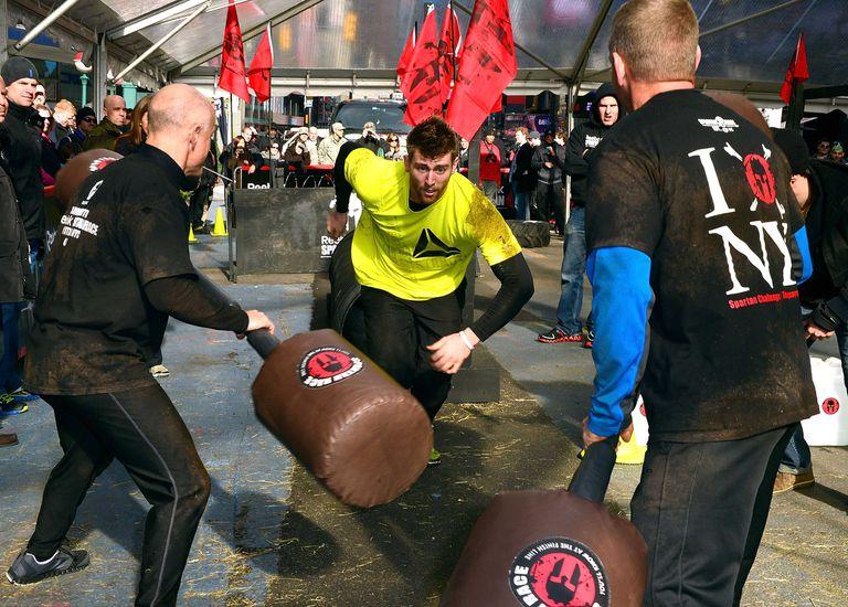 Spartan Race Fitness