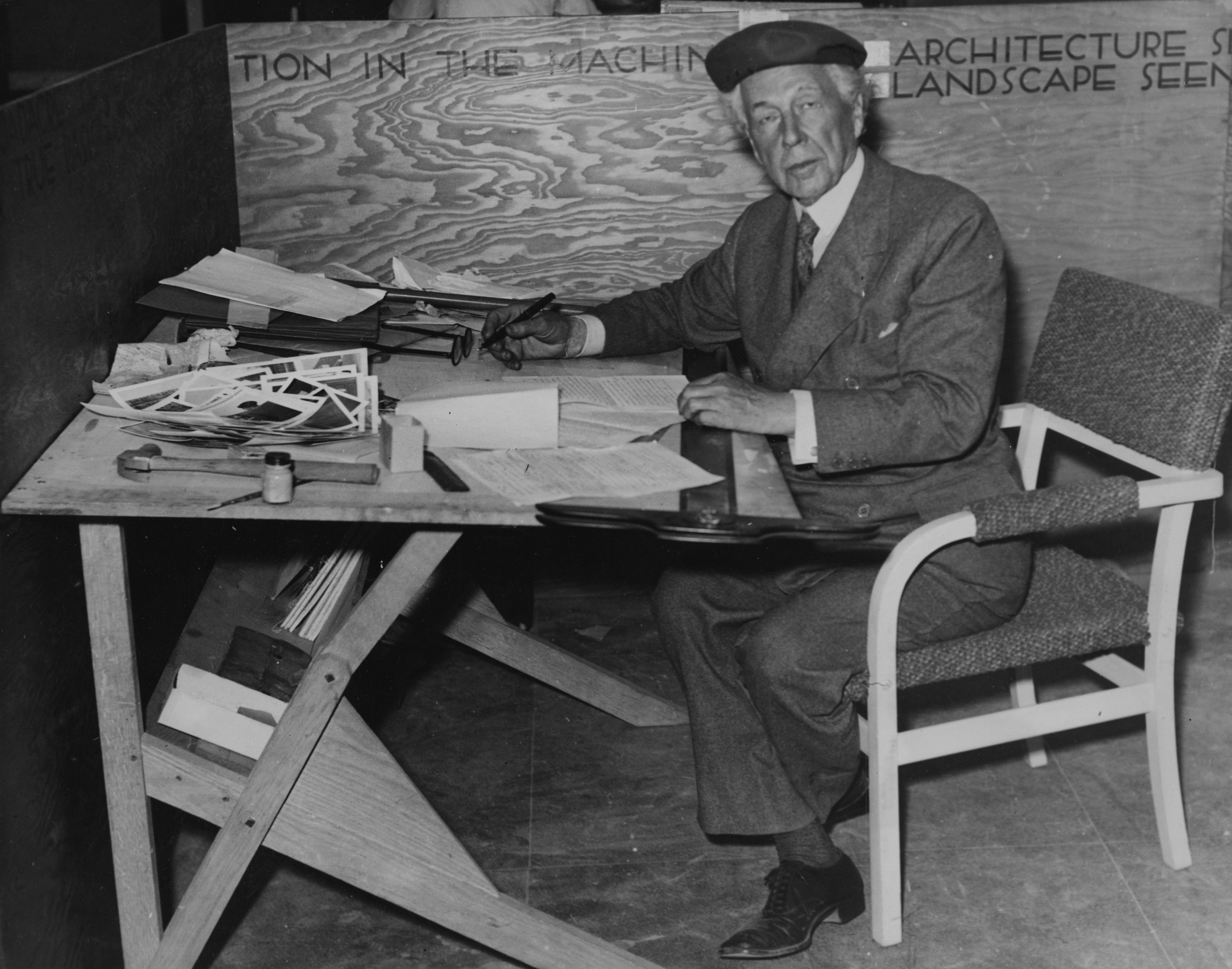 Frank Lloyd Wright Designs Model City