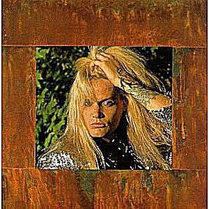 Sebastian Bach of Skid Row