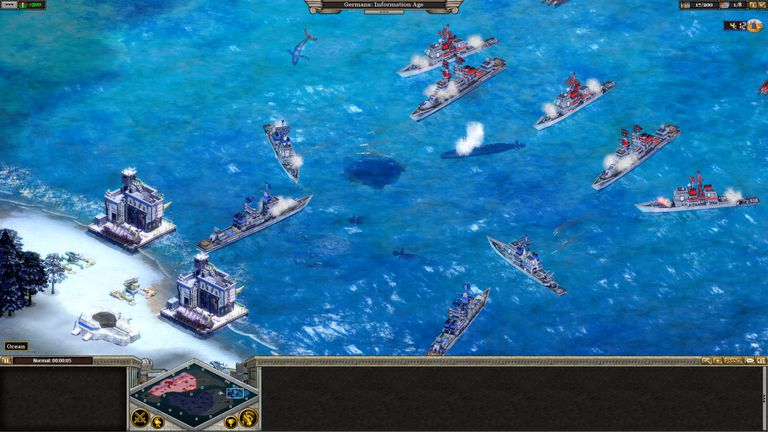Gameplay in Rise of Nations: Extended Edition