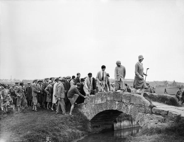 Swilcan Bridge 1929