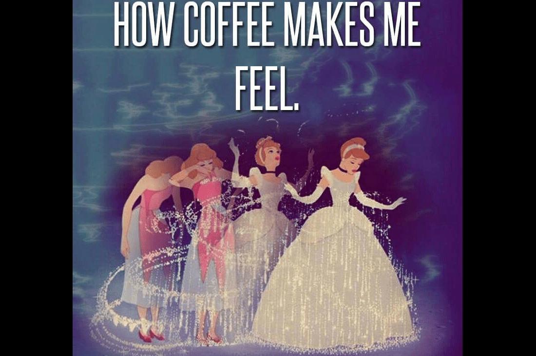 Coffee meme