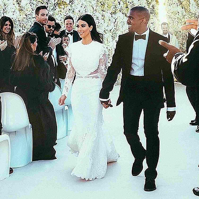 The 7 Best Hip-Hop Wedding Dresses