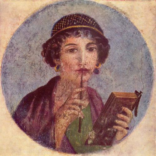 Sappho of Lesbos