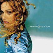 Madonna's Ray of Light cover