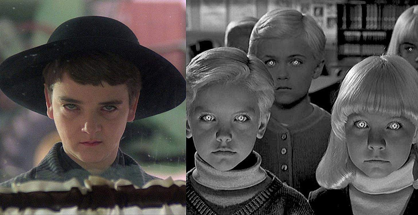 Horror Movie Crossovers: Children of the Corn vs. Village of the Damned