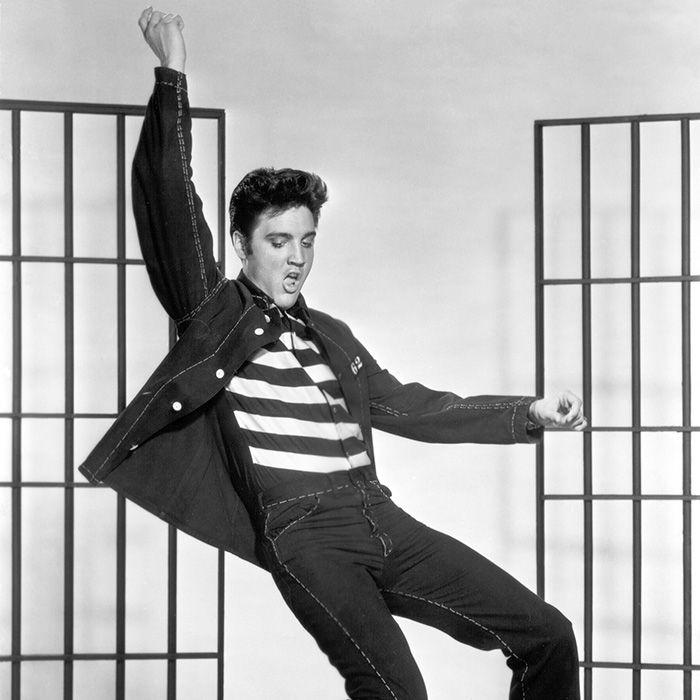 """Elvis Presley - """"Jailhouse Rock"""""""