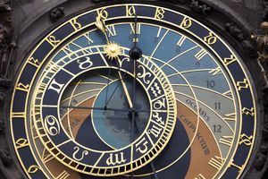 The Astrological Clock in Prague
