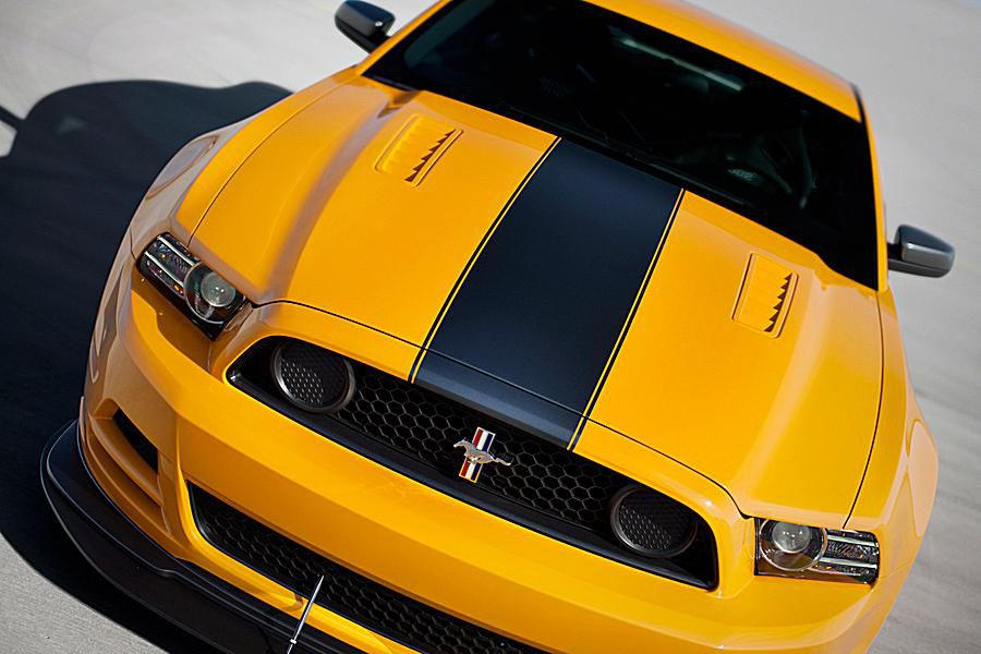 2013 Boss 302 Ford Mustang