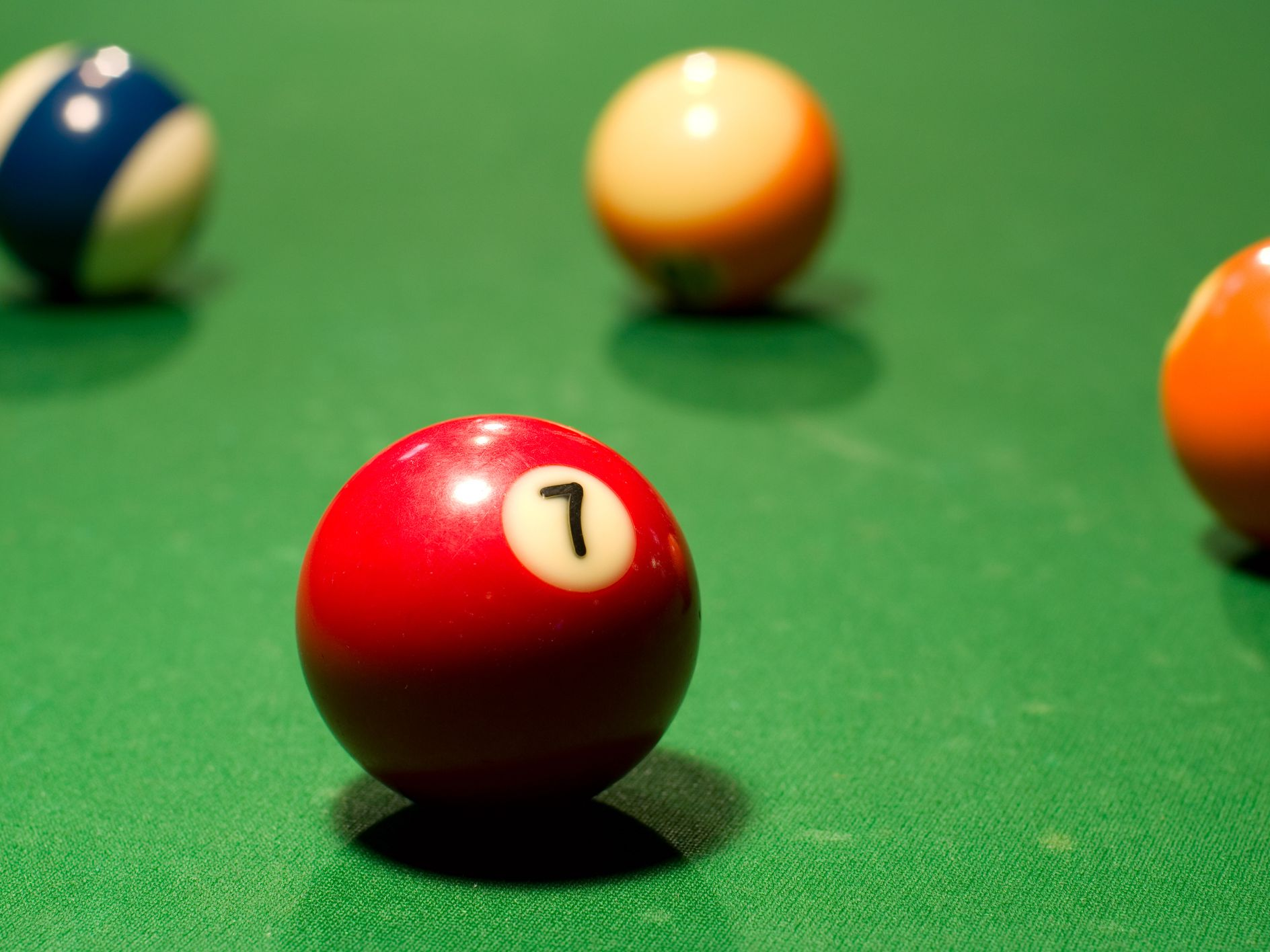 7-Ball Pool Rules and Strategy