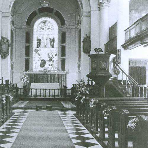 Choir Loft Ghost