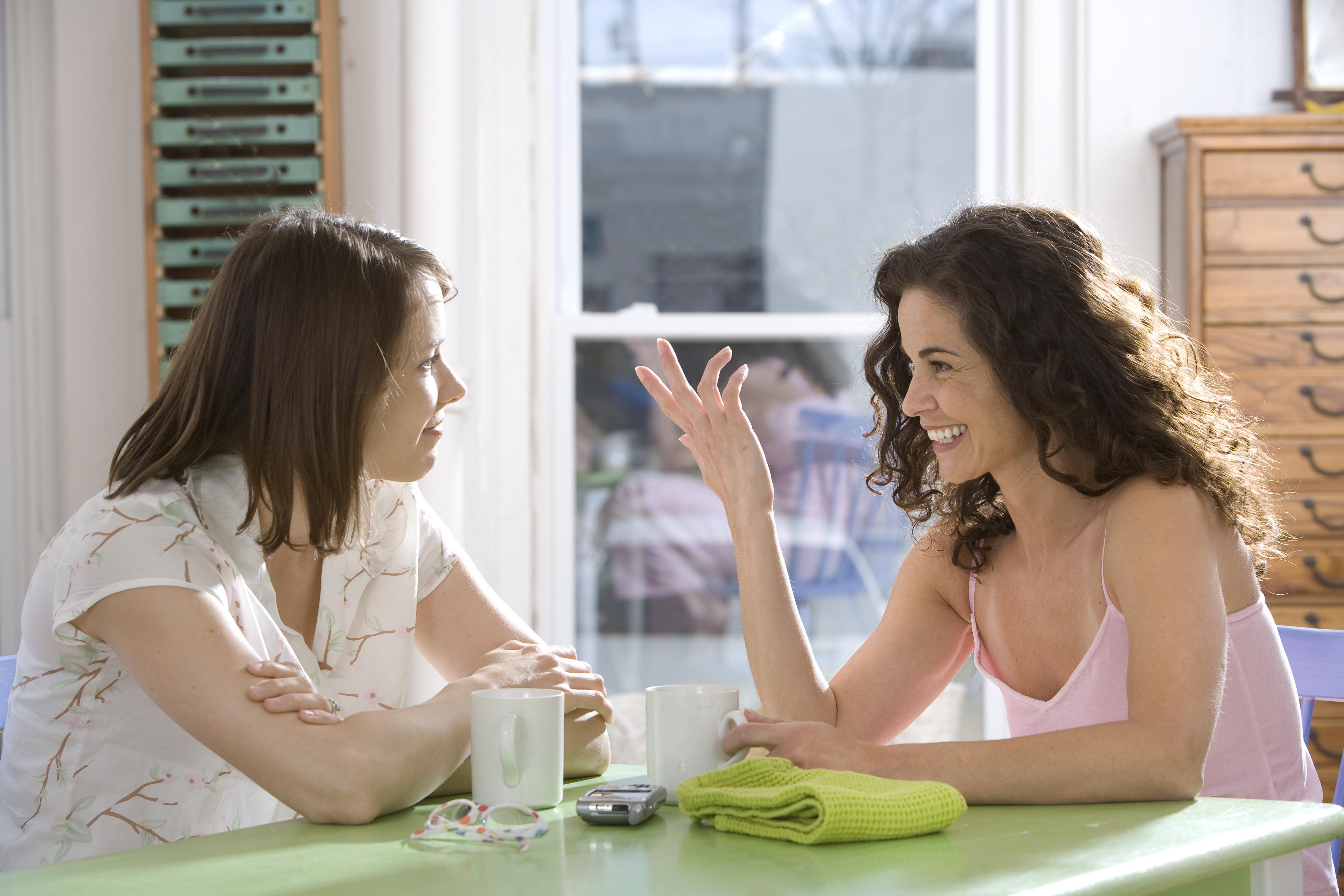 смотреть красивых девушек и общаться - 1