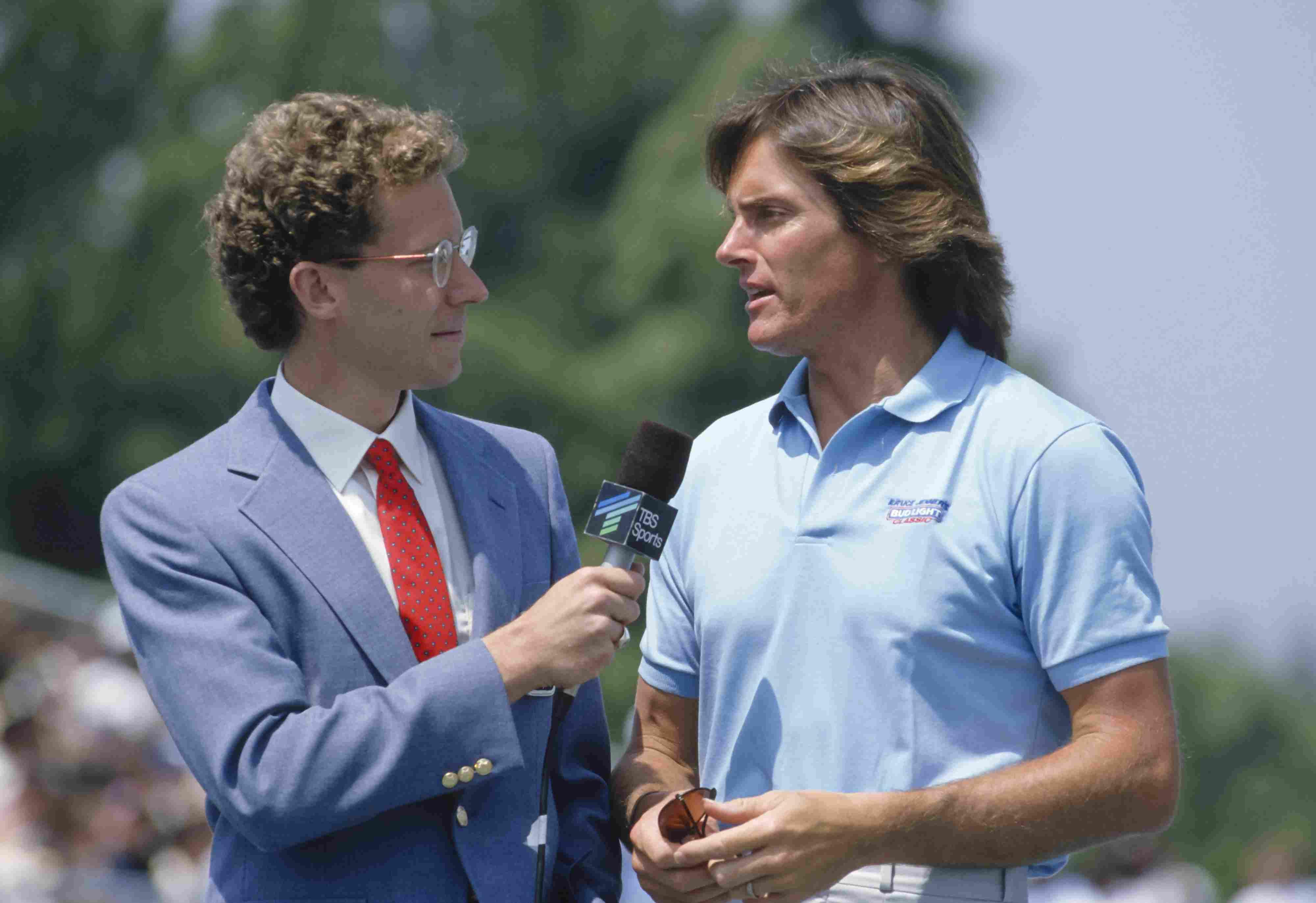 Bruce Jenner in 1989