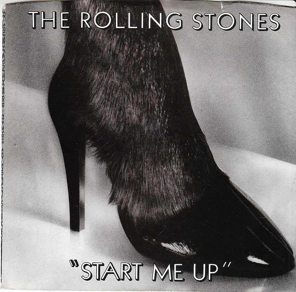 Rolling Stones Start Me Up