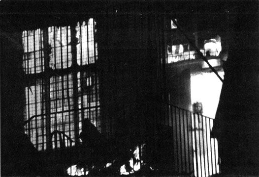 Ghost in the Burning Building