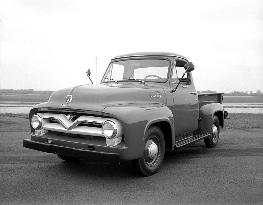 1955 Ford F-100 Truck