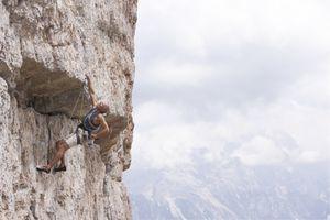 Rock Climbing in Italy