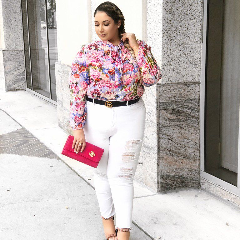 7c67e1fb067 27 Stylish Plus Size Outfits to Wear This Summer