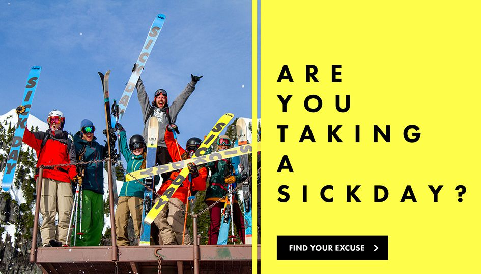 Get Free Skiing Stickers From These Companies