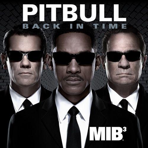 """Pitbull - """"Back In Time"""""""