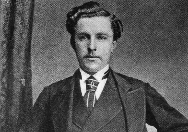 Young Tom Morris