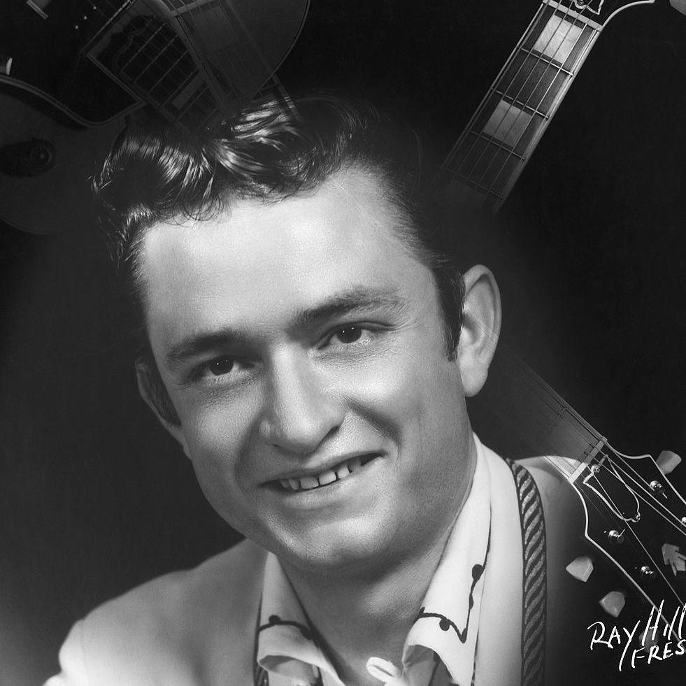 Johnny Cash 1956